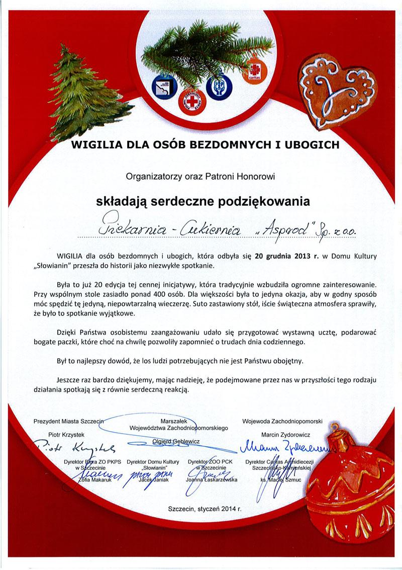 Podziękowania-wigilia-dla-bezdomnych-2013